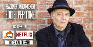 Headliner Announcement: Eddie Pepitone