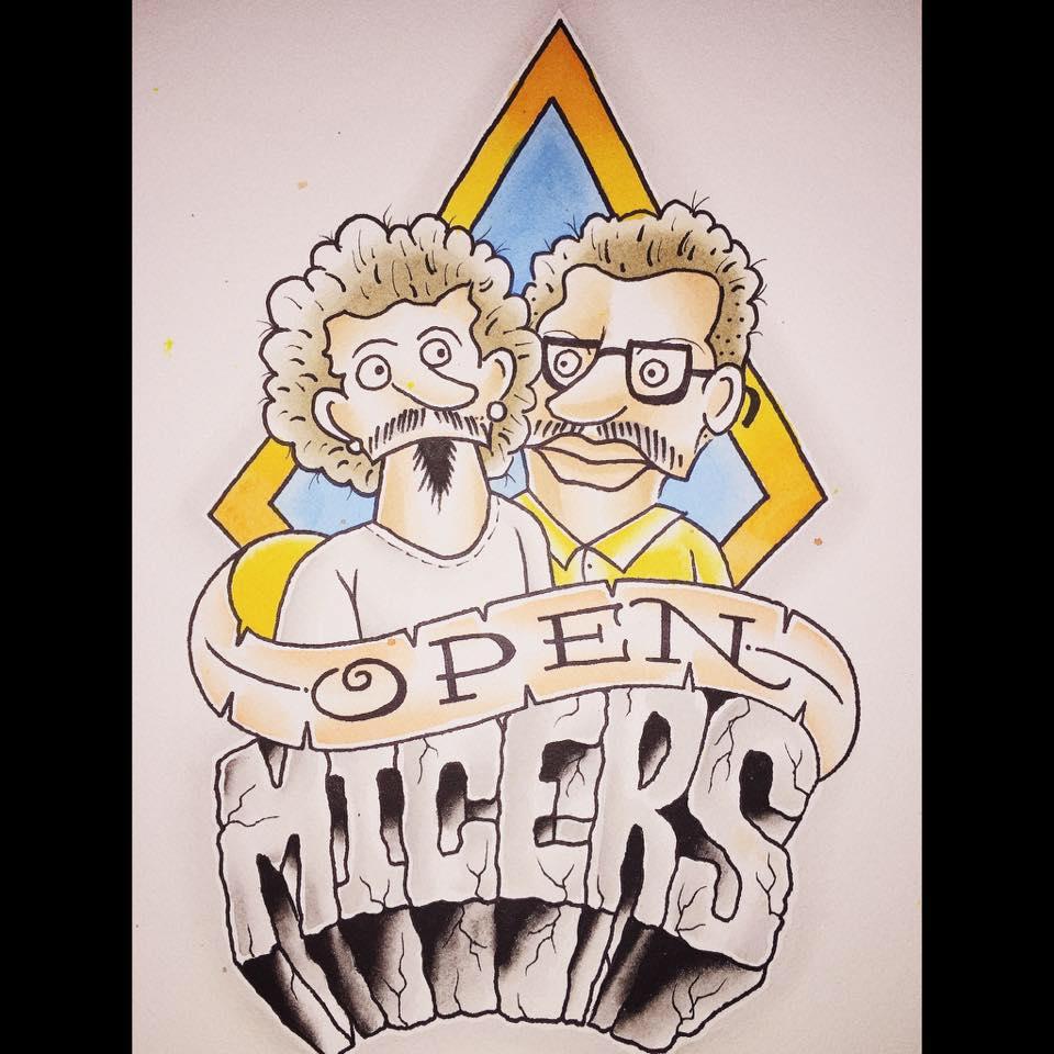Executive Producer Jennie Stencel on Open Micers Podcast