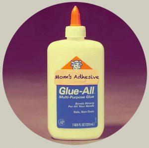Mom's Adhesive